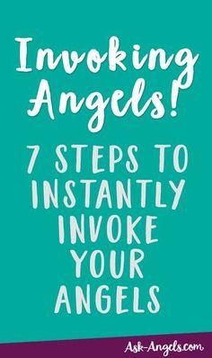 Het aanroepen van Engelen