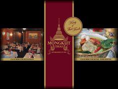 Mongkut Thai Foods   Authentic Thai Cuisine  