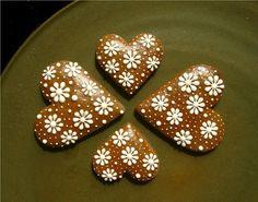 Sugar, Cookies, Cake, Desserts, Food, Valentines Day Cookies, Homemade Biscuits, Decorated Cookies, Xmas