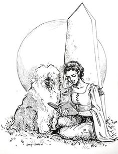 inktober it's been a long time since i drew any Labyrinth fanart. I actually have a lot of thoughts about sarah's dresses that i'm not entirely sure. Sarah And Merlin Labyrinth Tattoo, Labyrinth Film, Jim Henson Labyrinth, David Bowie Labyrinth, Fantasy Movies, Fantasy Art, Sarah And Jareth, Labrynth, Goblin King