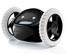 Clocky: Alarm Clock on Wheels from Dormify. Saved to Graduation Gifts by Dormify.