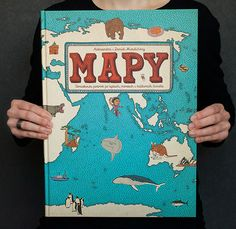 51 huge maps will lead you around 42 countries on 6 continents. Each spread offers countless pictograms, details and facts that will take the reader into exceptional places and will boost their desire to learn more about them. Bon voyage and have fun!