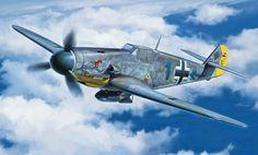 Bf 109 F-4/B 10. (Jabo)/ JG 2, Oblt. Frank Liesendahl, Spring 1942