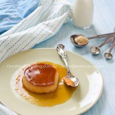 Flan (Caramel cream)