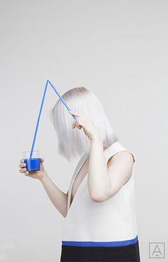 A158 | SCOTCH BLUE | 2015 spring/summer campaign | photo |  Olga Ozierańska