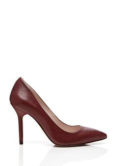 VINCE CAMUTO Ruby Harty  We're going with rich reds Instead of the everyday black pump!