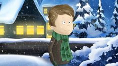 Ein wunderschöner Weihnachtsfilm mit einer bewegenden Botschaft! (Björn Steffens - 2012)  www.weihnachtliche-geschichten.de