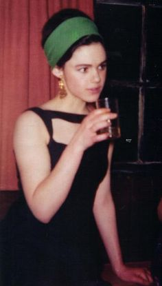 Flamboyant Gamine: Edie Sedgwick | NOTE: Doesn't she look like Anna Paquin here?