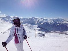 @emmabaumbach in the French Alps!