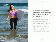 Sporty Sister of the Week: Charissa Du Plessis | Move Nourish Believe