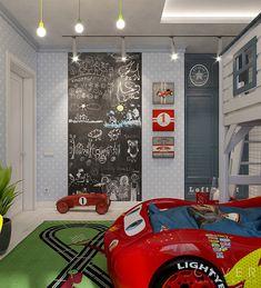 Lightning Mcqueen, 3ds Max, Big Boys, Adobe Photoshop, Industrial Design, Kids Room, New Homes, Behance, Cars