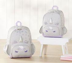 29b63fea7059 Mackenzie Critter Unicorn Backpack  pbkids Cute Backpacks