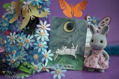 The Moon - The Rabbit Tarot