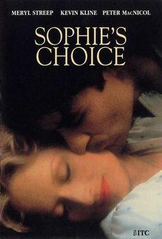 Sophie's Choice ~ Superb, Meryl's 2nd Gold Man!!