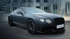 2014 DMC Bentley Continental GT DURO Chine Édition #superfond