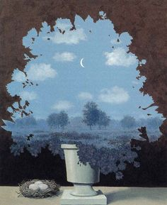 René Magritte, The Land of Miracles, 1964