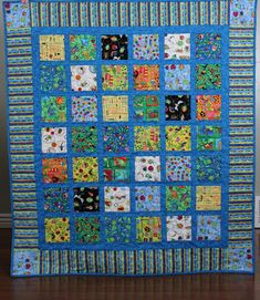 Bugged Out quilt kit