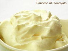Crema chantilly - ricetta con e senza bimby | PANNOSO AL CIOCCOLATO