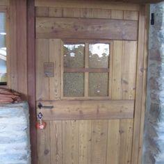 Serramenti in legno Aosta
