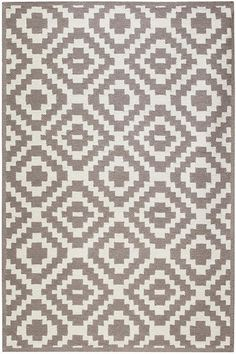 Rugs USA Gray Obsession Aztec Trellis rug - Casuals Rectangle x Trellis Rug, Synthetic Rugs, Outdoor Area Rugs, Indoor Outdoor, Outdoor Decor, Polypropylene Rugs, 8x10 Area Rugs, Rugs On Carpet, Carpets