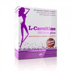 Olimp l carnitine 500 forte plus Л карнитин за жени на цена 30 лв.