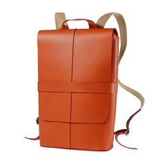 Fab.com | Piccadilly Day Pack Mandarine