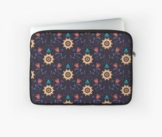 Flower Garden. Floral Pattern by Artdroid