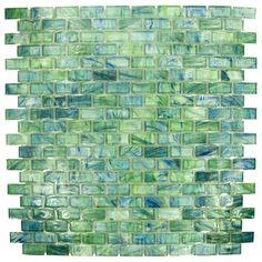 HotGlass | HAK-BH802 | Mallard | Glass Tile | $22.32 sqft