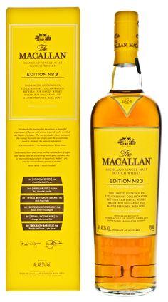 Macallan Edition No. 3 single malt whisky online kopen in Nederland