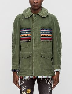Shop HTC Hollywood Trading Company Hang Over Jacket Ver. 1 (Size S) (Green) for Men at HBX Now. Free Shipping available.