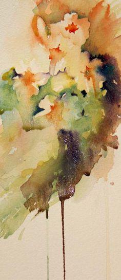"""""""Primrose Cluster"""" Jean Haines"""