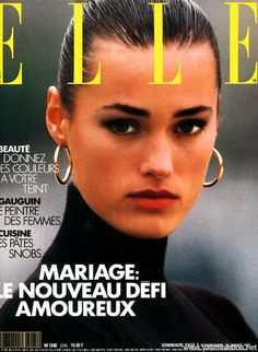Yasmin Le Bon 1989