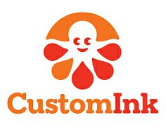 CustomInk [octopus!] logo - good for small order of t-shirts