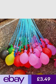 Cheap toys toys, Buy Quality toys toys toys directly from China toys magic Suppliers: Mini Water Balloons Festive Magic Water Balloon Bombs Toys Birthday Party Supplies Decoration Child Beach Games Kids Summer Toys Happy Balloons, Mini Balloons, Water Balloons, Wedding Balloons, Beach Party Games, Kids Party Games, Balloon Toys, Girls Party Decorations, Outdoor Birthday