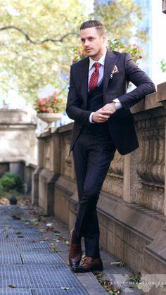 Men's Street Style Inspiration #34 Follow MenStyle1.comFacebook...