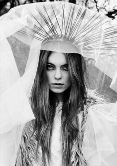 - Reminiscences | Agata Andrzejczak | Marta Macha #photography | Kismet International 20 -  - Repinned VIA: Nicole Ackerman via: designscene.net -