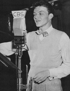 Frank Sinatra was a doll!