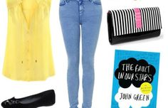 Looks from Books: The Fault in Our Stars - College Fashion