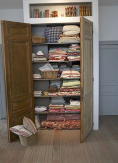 antique doors for built in closet, but i would like to do it on my pantry