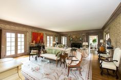A Colonial Estate in Dover, Massachusetts, Hits the Market