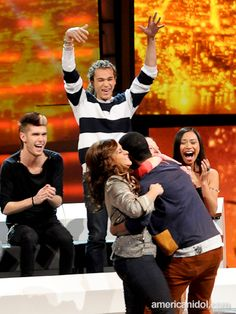 American Idol Season 11 Top 13 results episode