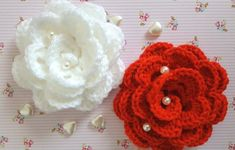 Baby Turban, Drops Design, Drops Alpaca, Diy Crochet, Corsage, Crochet Flowers, Free Pattern, Crochet Earrings, Projects To Try