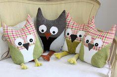 Woven Home: An Owl Friend Tutorial