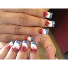 My 4th nails normal nail, juli nail, 4th nail