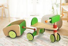 Bike Rollers, Wooden Scooter, Toddler Bike, Wood Source, First Birthday Gifts, Balance Bike, Felt Material, Mini Bike, Wood Toys