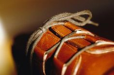 How to Get Odor and Mildew Out of Leather Shoes