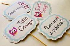 Confeitaria de Convites: Chá de Bebê muito fofo!