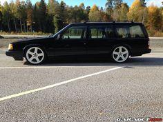 Garaget | Volvo 945 (1996)