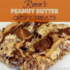 Reece's Peanut Butter Treats