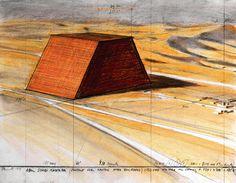 Abu Dhabi Mastaba (Project for United Arab Emirates)